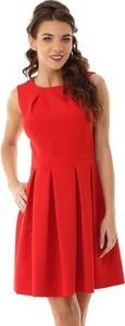Czerwona sukienka Ella Dora mini