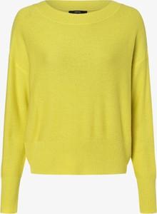 Żółty sweter someday. w stylu casual z kaszmiru