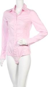 Różowa koszula Esprit