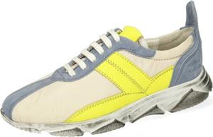 Buty sportowe Melvin & Hamilton sznurowane w sportowym stylu