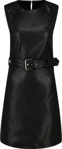 Czarna sukienka Mytwin Twinset bez rękawów