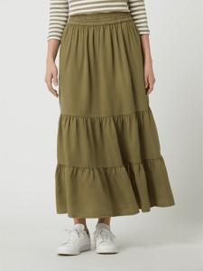 Zielona spódnica Christian Berg Women w stylu boho midi