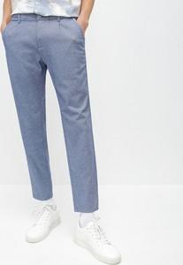 Niebieskie chinosy Reserved w stylu casual