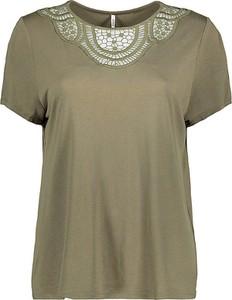 T-shirt Only z krótkim rękawem z okrągłym dekoltem