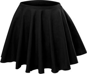 Czarna spódniczka dziewczęca Rennwear