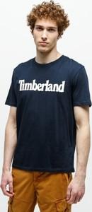 T-shirt Timberland z krótkim rękawem