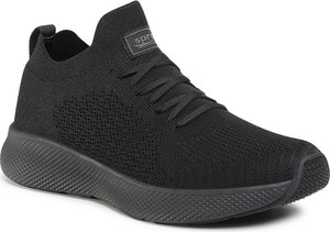 Czarne buty Sprandi