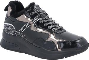 Buty sportowe Liu-Jo z płaską podeszwą