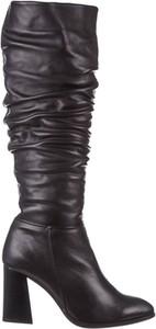 Czarne kozaki bayla za kolano