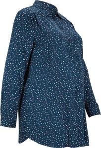 Długa bluzka ciążowa z nadrukiem | bonprix