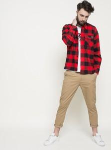 Czerwona koszula Dickies