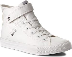 Trampki BIG STAR - Y174024 White