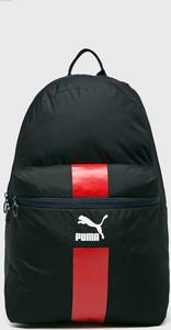 Czarny plecak męski Puma