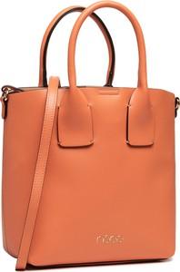Pomarańczowa torebka NOBO