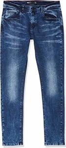 Niebieskie jeansy Inside w stylu casual