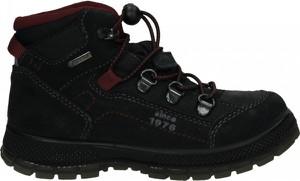Buty dziecięce zimowe Primigi ze skóry sznurowane