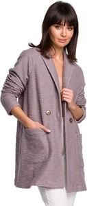 Płaszcz BeWear w stylu casual