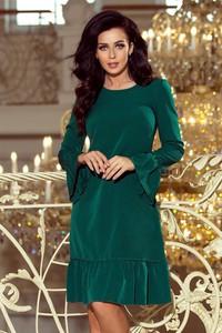 a152a93b1f sukienka zgniła zieleń - stylowo i modnie z Allani