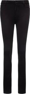 Czarne jeansy Armani Jeans