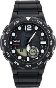 ZEGAREK MĘSKI CASIO AEQ-100W 1AV (zd070a) - WORLD TIME