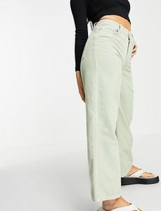 Zielone jeansy Asos