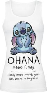 Top Lilo & Stitch z bawełny