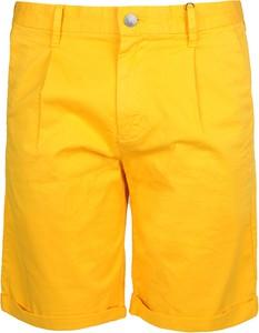 """Żółte spodenki Calvin Klein Szorty """"hayden"""""""