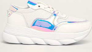 Sneakersy Badura sznurowane