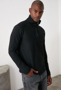 Czarna bluza Trendyol