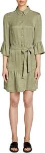 Sukienka OUI oversize mini z długim rękawem