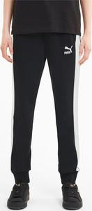 Spodnie sportowe Puma z bawełny w sportowym stylu