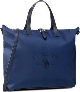 Granatowa torebka U.S. Polo do ręki