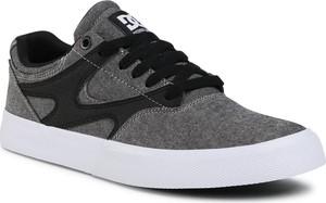 DC Shoes Sneakersy DC - Kalis Vulc ADYS300569 Dark Grey(SM2)