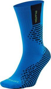 Niebieskie skarpety Nike