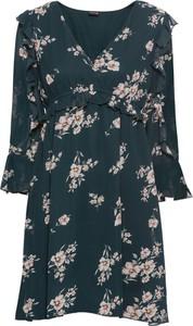 Sukienka bonprix BODYFLIRT w stylu casual midi