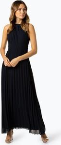 Sukienka Apart z tkaniny bez rękawów maxi
