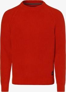 Pomarańczowy sweter Marc O'Polo