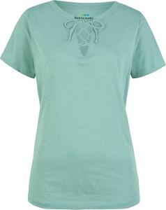T-shirt bonprix bpc bonprix collection z bawełny w stylu casual