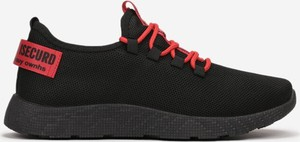 Buty sportowe Multu sznurowane w sportowym stylu