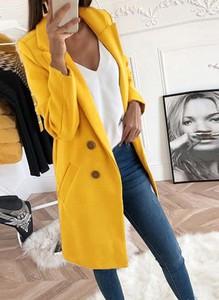Żółty płaszcz Sandbella