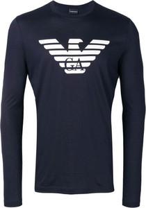 T-shirt Emporio Armani z bawełny