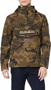 Kurtka amazon.de w militarnym stylu