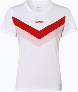 T-shirt Levis w młodzieżowym stylu