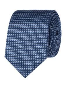 Niebieski krawat Christian Berg Men