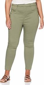 Zielone jeansy amazon.de w stylu klasycznym