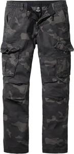 Spodnie Brandit w militarnym stylu