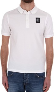Koszulka polo Blauer Usa w stylu casual