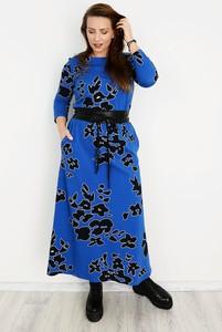 Sukienka Soybella w stylu casual z bawełny oversize