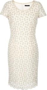 Sukienka Vitovergelis z krótkim rękawem midi