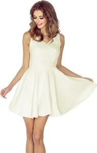 Sukienka MORIMIA z żakardu mini